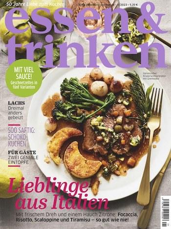 Zeitschrift Essen Und Trinken